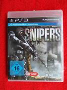 PS3 Spiele Sniper