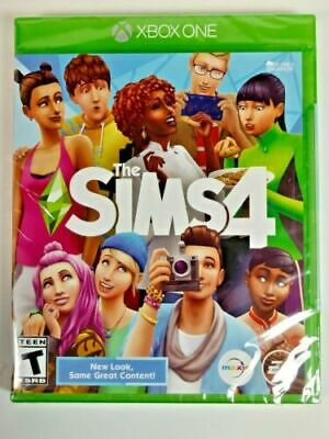 The Sims 4 - Xbox One Brand New Sealed