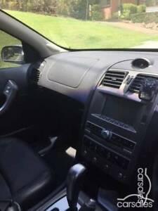 2002 Ford Falcon FORTE Automatic Sedan
