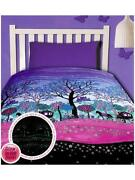 Pink Double Bed Quilt Cover