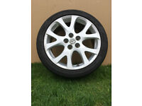 mazda 6 sport alloys and tyres