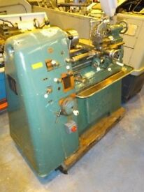 COLCHESTER CHIPMASTER STRAIGHT BED CENTRE LATHE