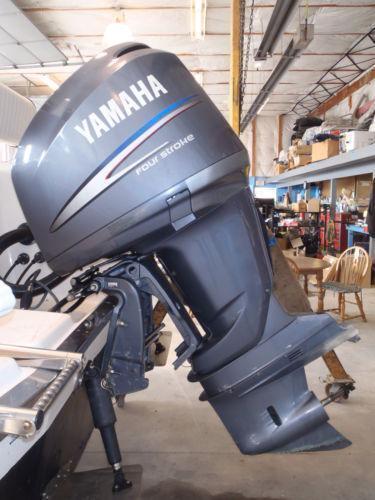Yamaha 25 hp outboard ebay for Yamaha 25hp 2 stroke outboard