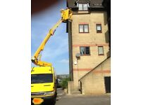 Cherry Picker Iveco Van 55plate