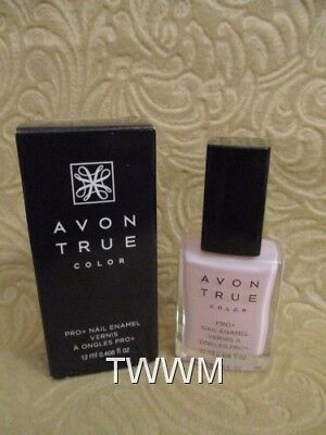 Avon Nailwear Pro+ Nail Enamel/Polish - {COLOR/SHADE: PASTEL PINK} NEW IN BOX