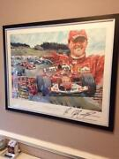 Michael Schumacher Signed
