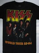 Kiss Tour Shirt
