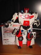 Transformers G1 Red Alert