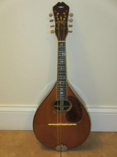 vintage martin mandolin ebay. Black Bedroom Furniture Sets. Home Design Ideas