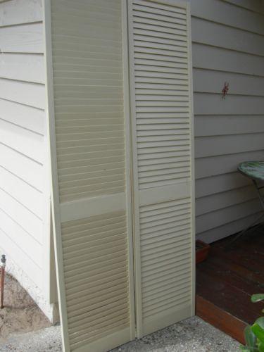 Louvered Bifold Doors : Louvered bifold doors ebay
