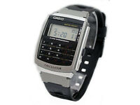 Casio New CA56-1 Mens Classic Digital 8-Digit Calculator Watch Chronograph CA-56