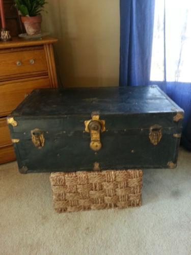 Vintage Trunk Ebay