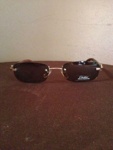 2b7f237be93 Cartier Sunglasses