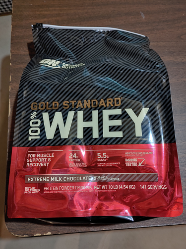 Optimum Nutrition ON 100% Whey Protein Gold Standard Extreme