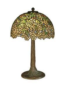 b0c5720a681e Antique Tiffany Table Lamp