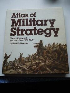 USED-VG-Atlas-of-Military-Strategy-by-David-G-Chandler