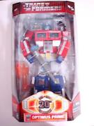 20th Anniversary Optimus Prime