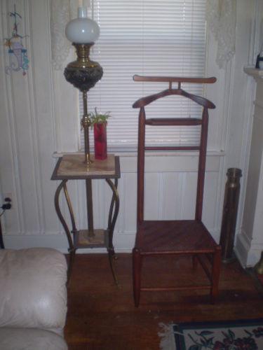 Vintage Valet Chair Ebay