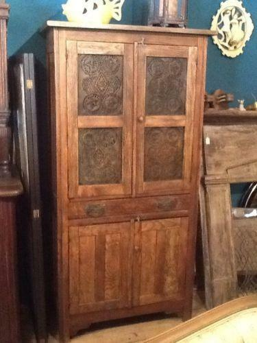 Antique Jelly Cabinet