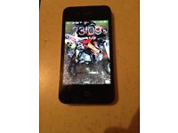 IPHONE 4s 16 gb unlocked to any network