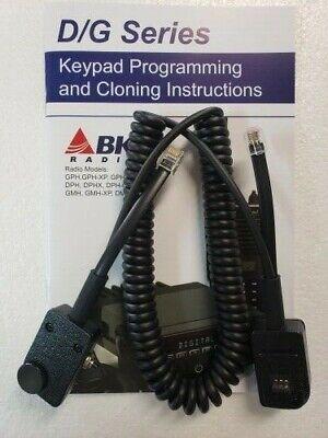 New Oem Dealer Relm Bendix King Bk Laa0700 Basic Cloning Cable Dph Gph Eph Lph