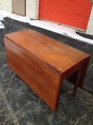 Antique Cherry Table