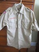 Boy Scout Shirt Youth Large