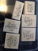 Stampin Up Whimsical Words
