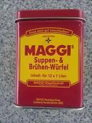 Maggi Blechdose
