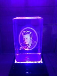 The King Elvis Presley Music Memorabilia Gift Light