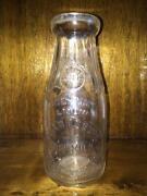 Virginia Milk Bottles