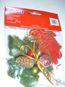 Christmas Cake Decorations Holly