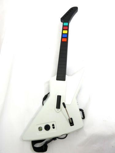 Guitar Hero X-plorer Controller Xbox 360 | eBay