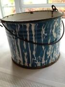 Blue White Graniteware