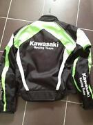 Motorradjacke Kawasaki