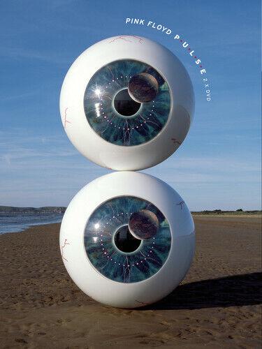 Pink Floyd - Pulse [new Dvd] Digipack Packaging