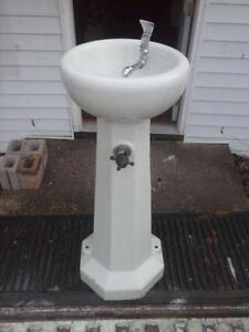 Drinking Fountain Ebay
