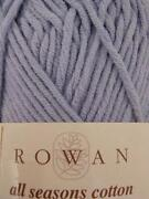 Rowan All Seasons Cotton