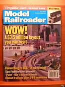 Model Railroader Magazine 2003