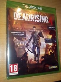Dead Rising 4 for Xbox One NEW AND SEALED