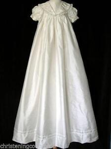 Christening Gown Ebay