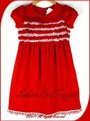 Hanna Andersson Holiday Dress 90