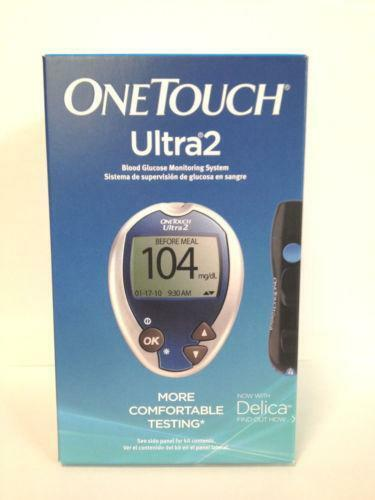 One Touch Ultra 2 Meter Ebay