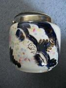 Silver Plated Biscuit Barrel