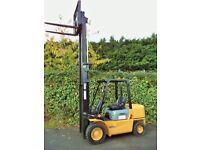 Caterpillar 3.5ton Diesel Counterbalance forklift truck