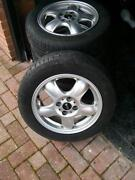 Mini Alloy Wheels
