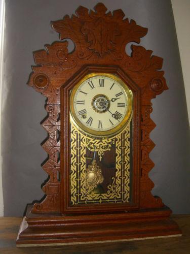 Vintage Ingraham Clock Ebay