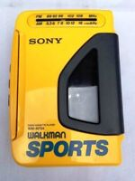 Sony Sports Walkman WM-AF54 AM/FM Radio Cassette Player