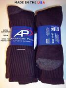 Mens Thick Black Socks
