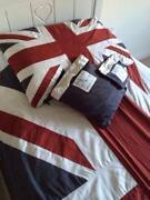 Union Jack Bedding Single